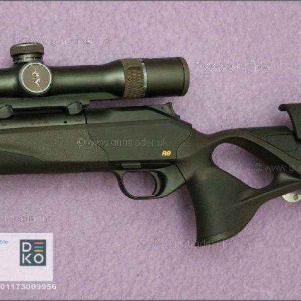 Blaser R8 Ultimate Adjustable 6.5mm Creedmoor