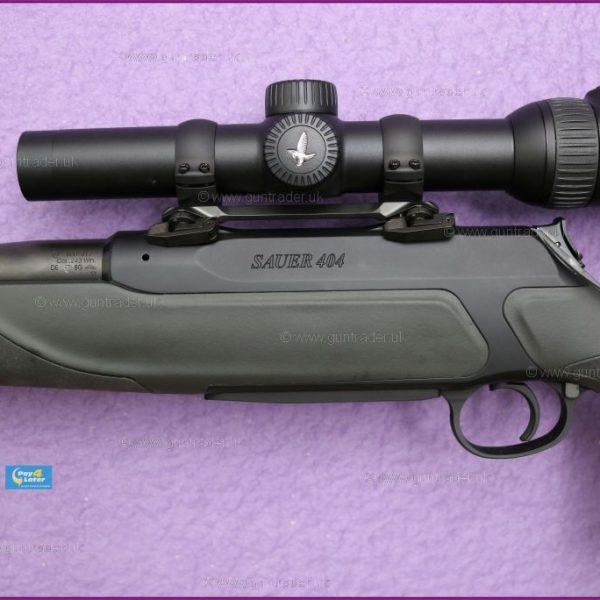 Sauer 404 Synchro XT 7mm Rem Mag
