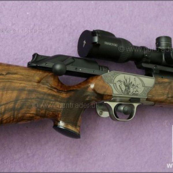 Blaser R8 Custom Roe and Red Grade 9 .308