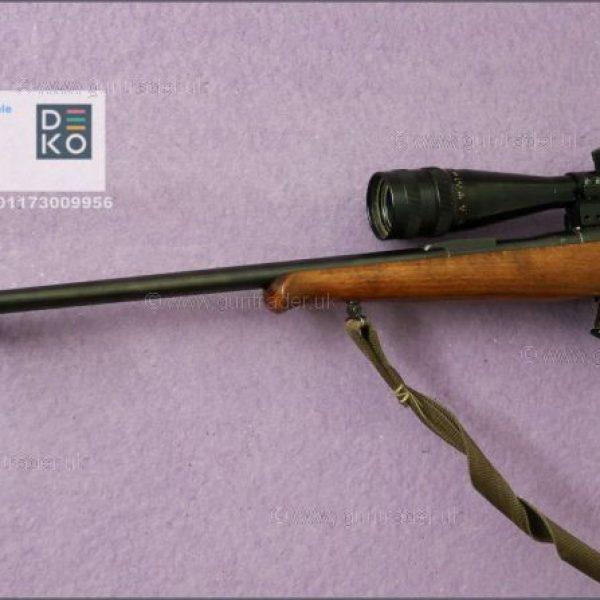 CZ 452-2E ZKM FS .22 LR