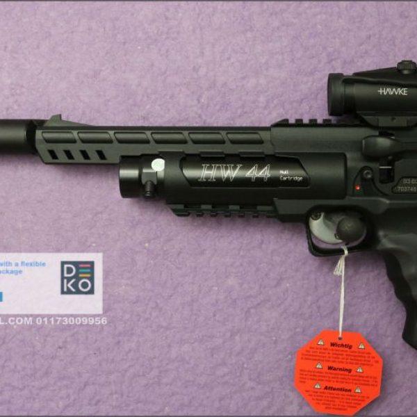 Weihrauch HW 44 Red Dot Package .22