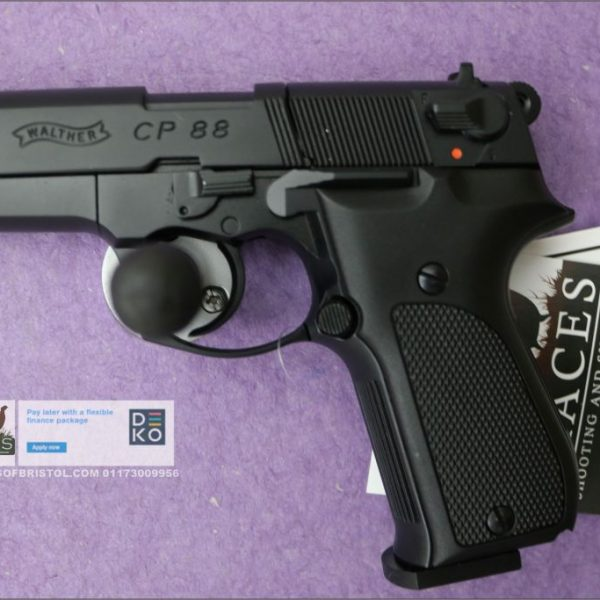 Umarex Walther CP88 Black .177