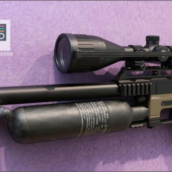 FX Impact Mk II Bronze .22
