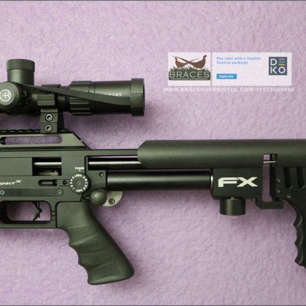 FX Impact Mk II Black .22