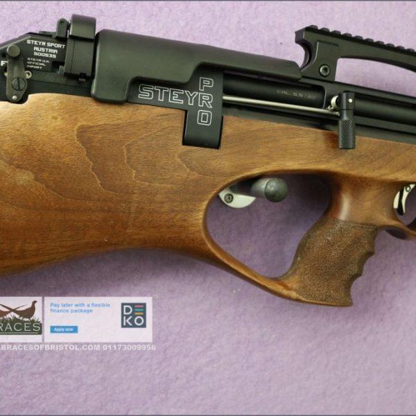 Steyr Pro X .22