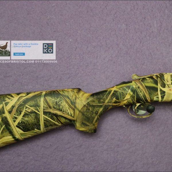 Bettinsoli X-trail Camo 12 gauge