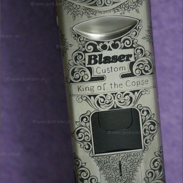 "Blaser F3 Custom ""King Of The Copse"" 12 gauge"