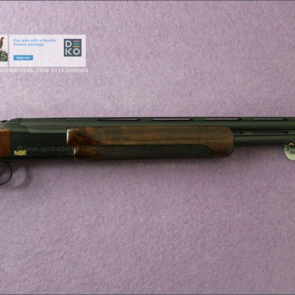 Browning B725 Pro Sport Adjustable 12 gauge
