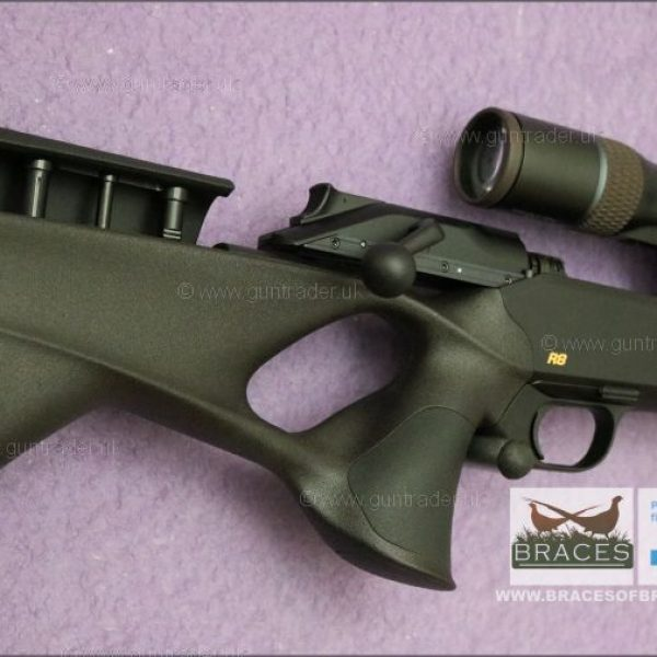Blaser R8 Ultimate Adjustable 6.5 PRC