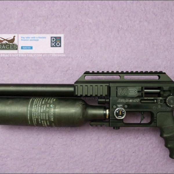 FX Impact Black M3 .177