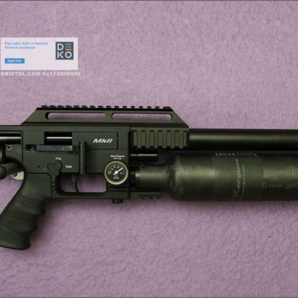 FX Impact Mk II Sniper – Black .30