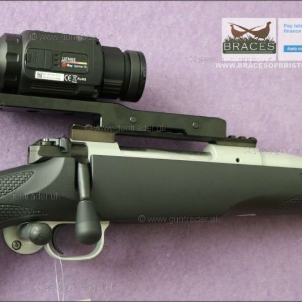 Mauser M12 Impact Dark Fox Thermal Package .243
