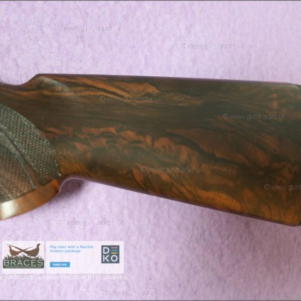Browning Maxus Limited Edition John Moses 12 gauge