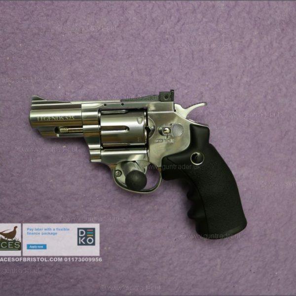 Umarex Legends S25 Revolver .177