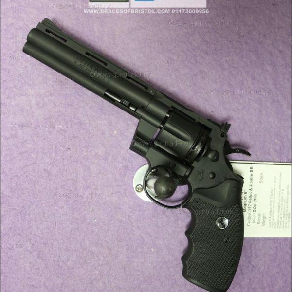 Umarex Colt Python .357 Magnum 6″ .177 or 4.5mm BB