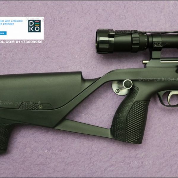Stoeger XM1 PCP SYNTHETIC .22