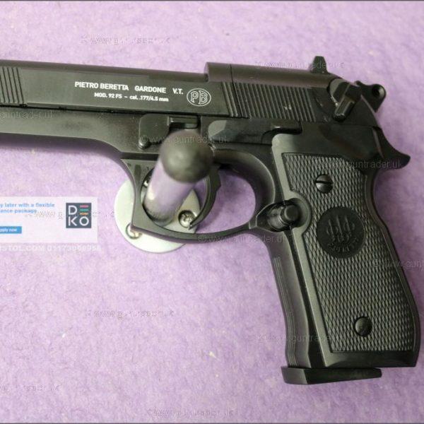 Umarex Beretta M92 FS Black .177