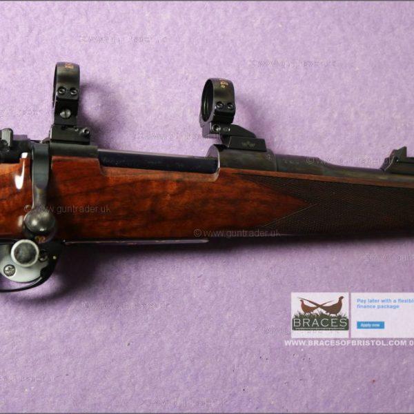 Rigby, J. Highland Stalker Custom .308