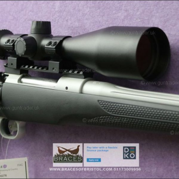 Mauser M12 Impact 6.5×55