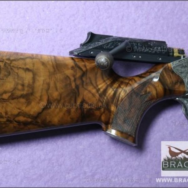 """Blaser R8 Custom """"Down By The River"""" Grade 10 .300 Win Mag"""