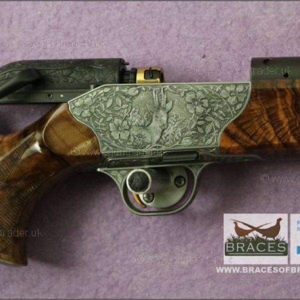"""Blaser R8 Custom """"Gold Medal"""" Grade 10 6.5×55"""