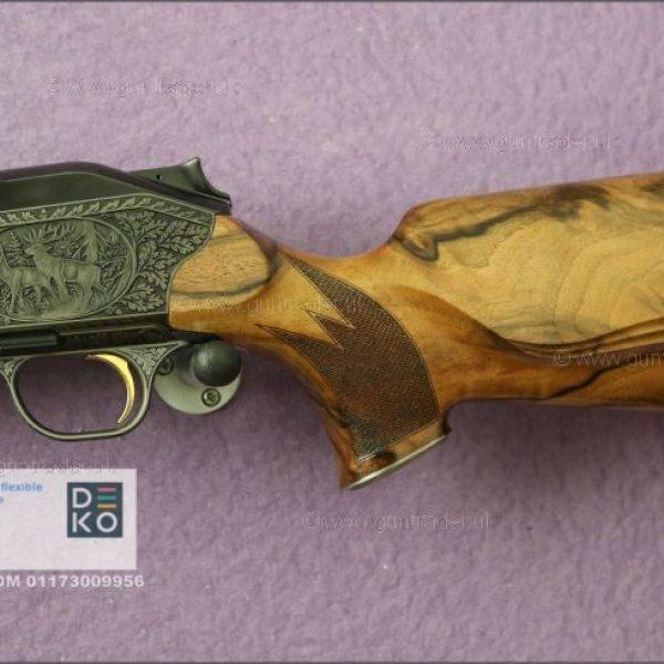 "Blaser R8 Custom ""In The Woodland"" 6.5mm Creedmoor"