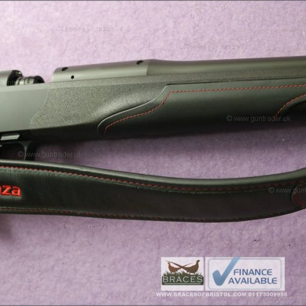 Blaser R8 Ultimate Monza Leather Adjustable .22 LR