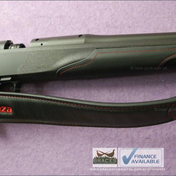Blaser R8 Ultimate Monza Leather Adjustable 6.5×55
